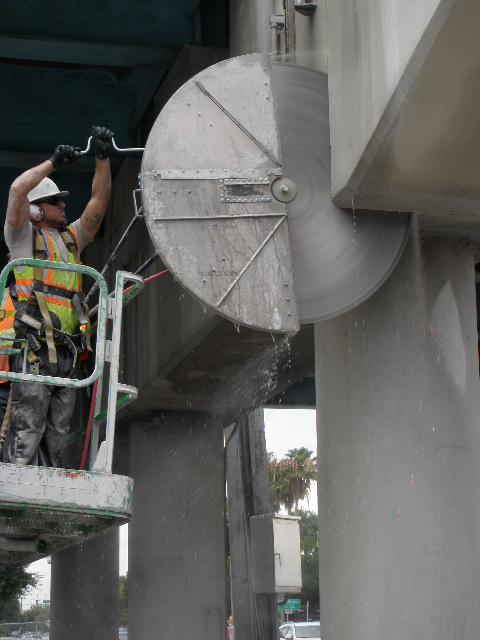 Pacific Concrete Wall Sawing : Skyline concrete cutting miami florida proview